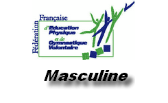 logo gym volontaire masc